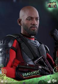 Hot Toys Suicide Squad Deadshot figure -head tight