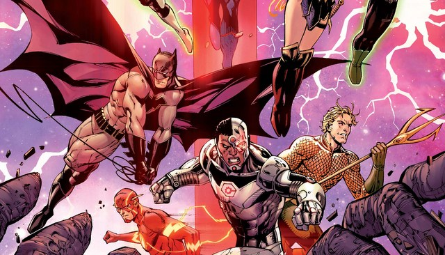 Justice League #3 review vs The Kindred - cover
