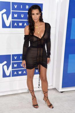 MTV Music Awards 2016 - Kim Kardashian