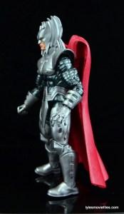 Marvel Legends Stryfe figure review -left side