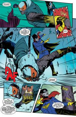 Nightwing #3 review page 3