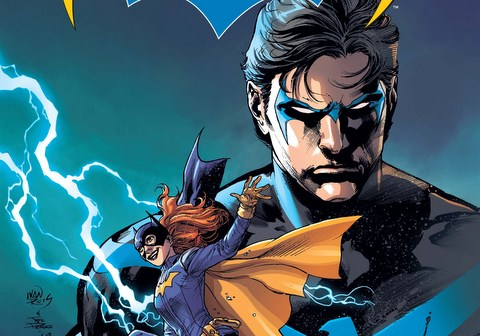 Nightwing #3 review variant cover