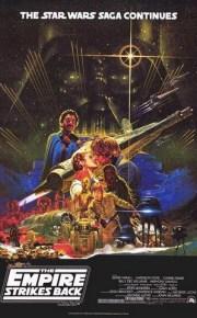 Star Wars Episode V - The Empire Strikes Back movie poster