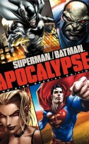 Superman-Batman Apocalypse movie poster