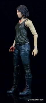 The Walking Dead Maggie Green figure McFarlane Toys -left side