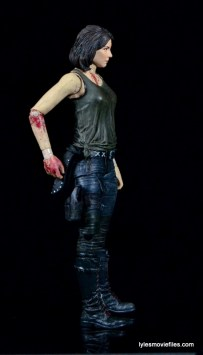The Walking Dead Maggie Green figure McFarlane Toys -right side
