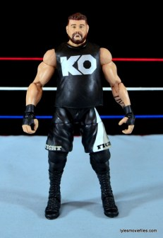 WWE Elite 43 Kevin Owens figure review - straight
