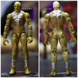 WWE Goldust debut figure