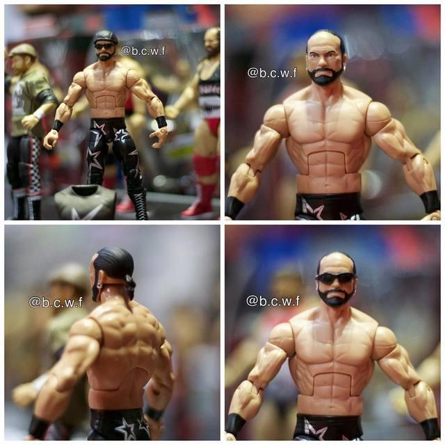 WWE Macho Man 2000 Team Madness figure