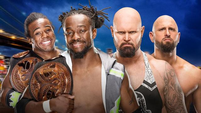 WWE SummerSlam 2016 predictions - New Day vs Gallows and Anderson