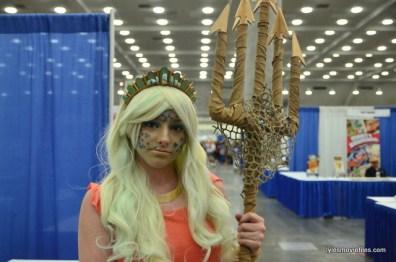 Baltimore Comic Con 2016 - Aquagirl