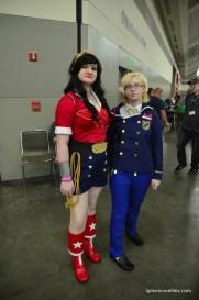 Baltimore Comic Con 2016 -Bombshell Wonder Woman and