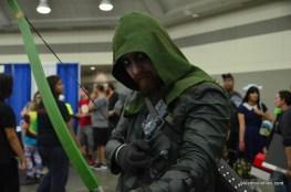 Baltimore Comic Con 2016 - Green Arrow tight