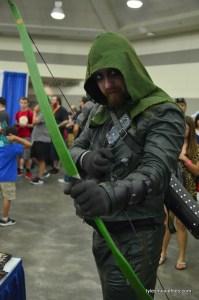 Baltimore Comic Con 2016 - Green Arrow wide