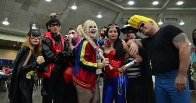 Check out the Baltimore Comic Con 2016 cosplay gallery