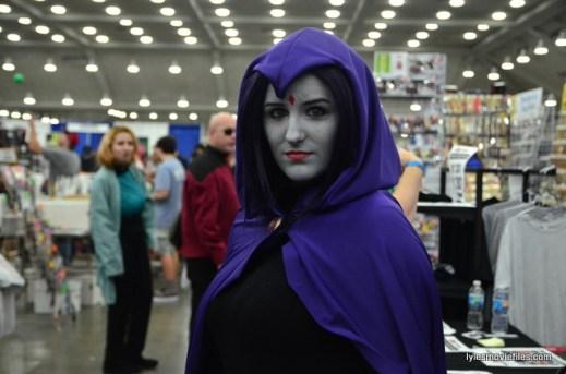 Baltimore Comic Con 2016 - Teen Titans Raven