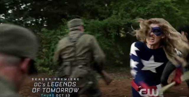 DC's Legends of Tomorrow Season 2 Stargirl
