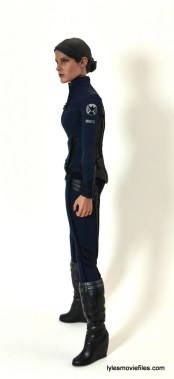 Hot Toys Maria Hill figure -left side