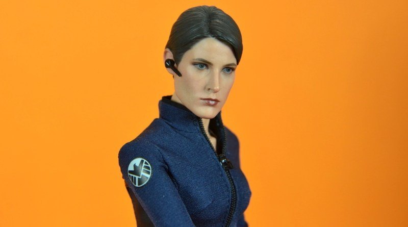 Hot Toys Maria Hill figure -main pic
