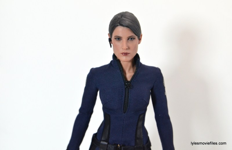 Hot Toys Maria Hill figure - wide pic