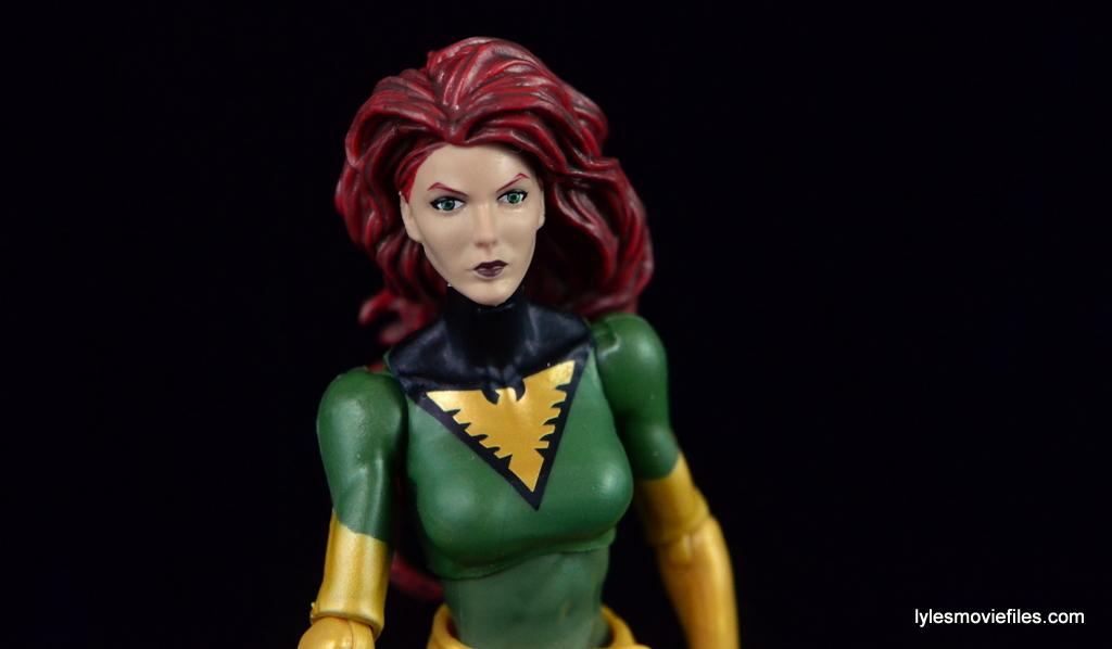 Marvel Legends Phoenix figure review -main pic