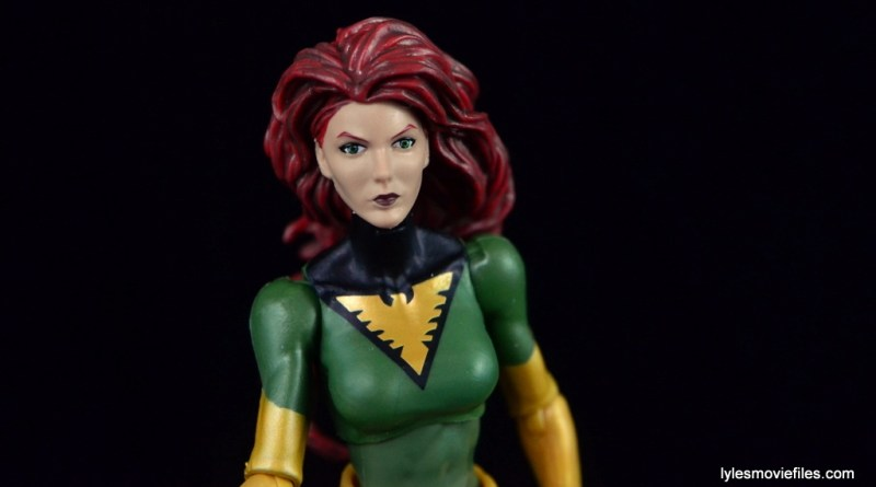 Marvel Legends Phoenix figure review -main pic