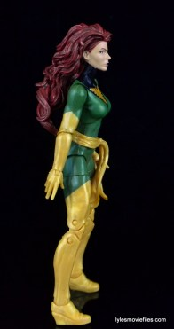 Marvel Legends Phoenix figure review -right side