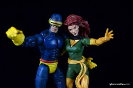 Marvel Legends Phoenix figure review -with Cyclops