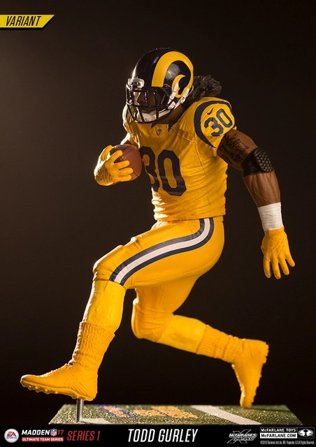 online store 47889 15427 ultimate-madden-mcfarlane-toys-todd-gurley-color-rush ...