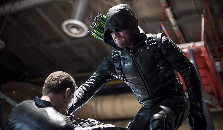 arrow-a matter of trust green-arrow