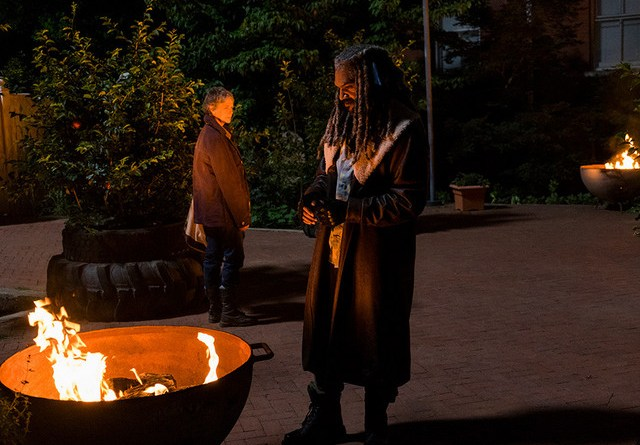 the-walking-dead the well review-carol-and-ezekiel