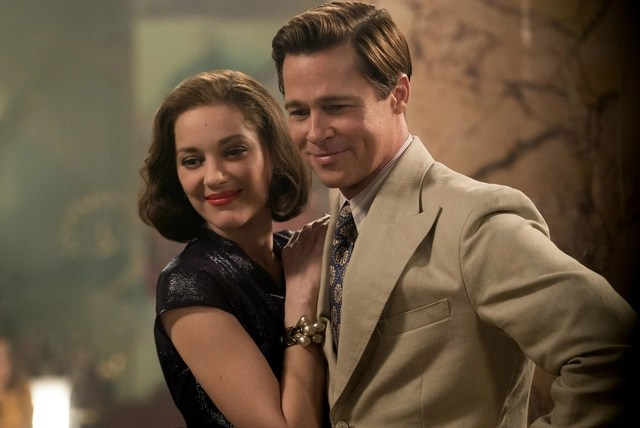 Allied-movie-review-Marion-Cotillard-and-Brad-Pitt