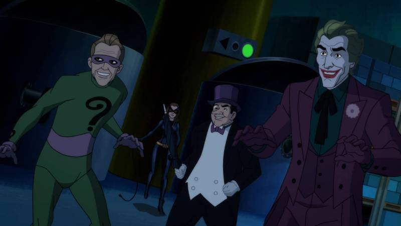 batman-return-of-the-caped-crusaders-the-riddler-catwoman-the-penguin-and-the-joker