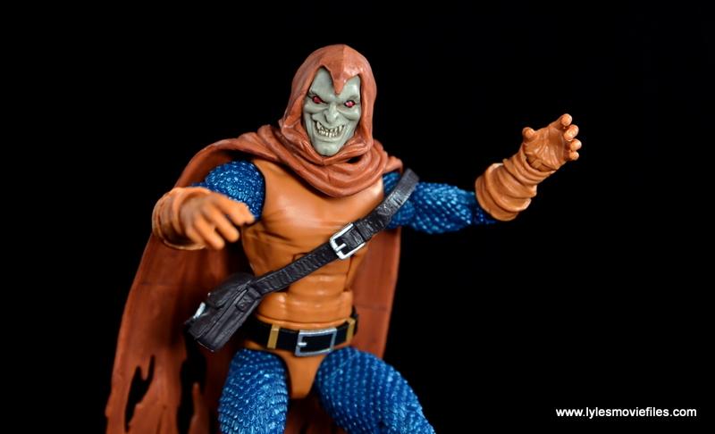 marvel-legends hobgoblin figure-review-arms-out