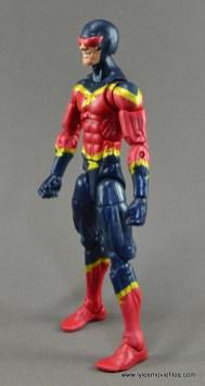 Marvel Legends Speed Demon figure review - left side