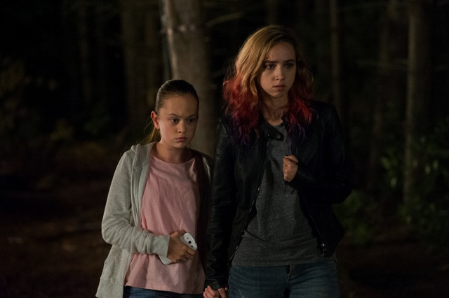 the monster review-2016-ella-ballentine-and-zoe-kazan