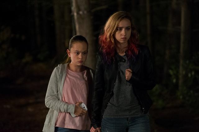 the monster review-2016-ella-ballentine-and-zoe-kazan