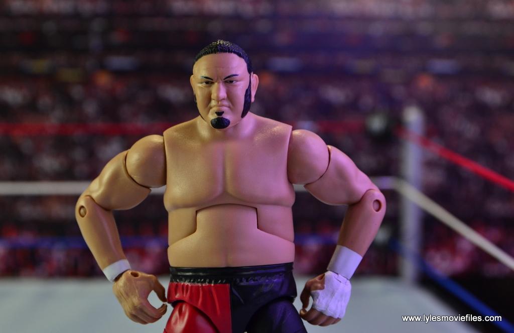 WWE Samoa Joe Mattel Elite Edition Series 43 NXT OFFICIAL WWE FIGURE