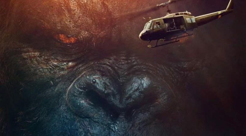 Kong Skull Island trailer