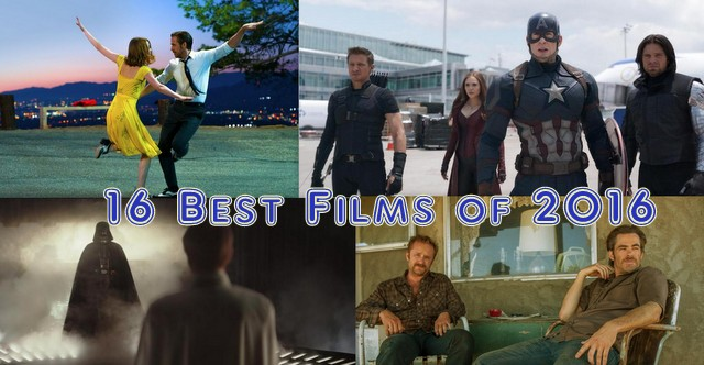16 Best Films of 2016 Lyles Movie Files