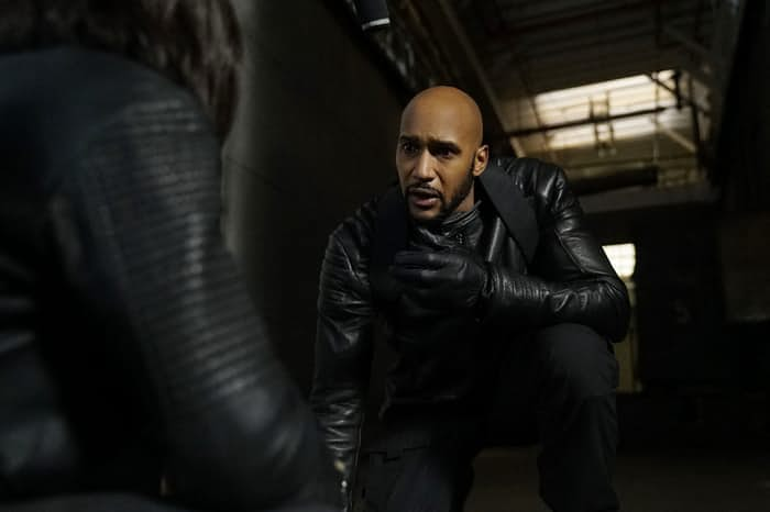 Agents of Shield Deals With Our Devils - Daisy and Mack