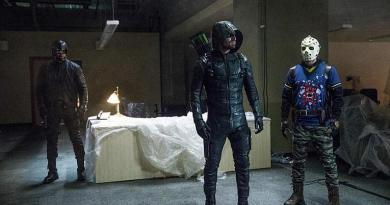 Arrow: What We Leave Behind review Season 5, Episode 9