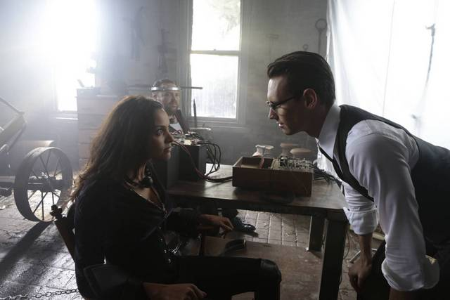 Gotham Time Bomb - Tabitha and Nygma