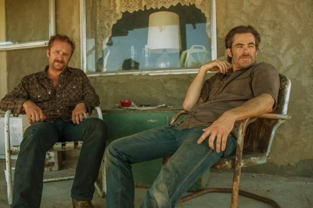 Hell or High Water - Ben Foster and Chris Pine