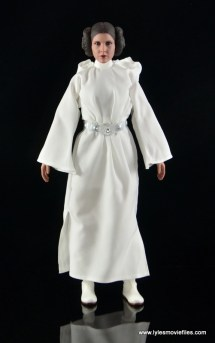 Hot Toys Princess Leia figure review - straight