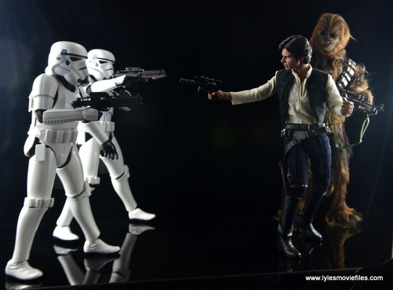 hot toys stormtroopers two pack set figure review