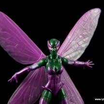 Marvel Legends Beetle figure review -main profile pic