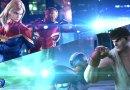 Watch Ryu and Mega Man battle Avengers in Marvel vs Capcom Infinite trailer