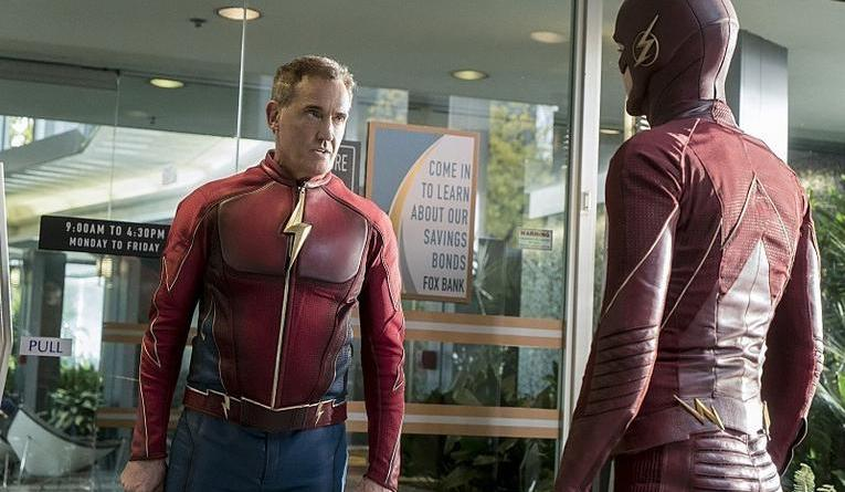 The Flash The Present review - Jay Garrick and The Flash