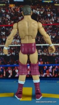 WWE Elite 45 Steve Regal figure review - rear